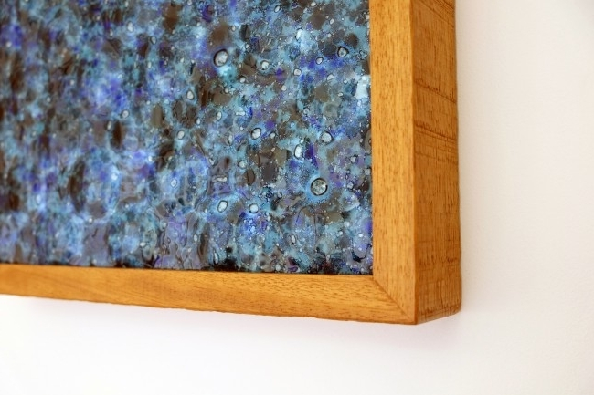 Fused Glass Wall Art Panels With Regard To Most Current Fused Glass Wall Art Panels Walls Love Art, Fused Glass Wall Art (View 13 of 15)