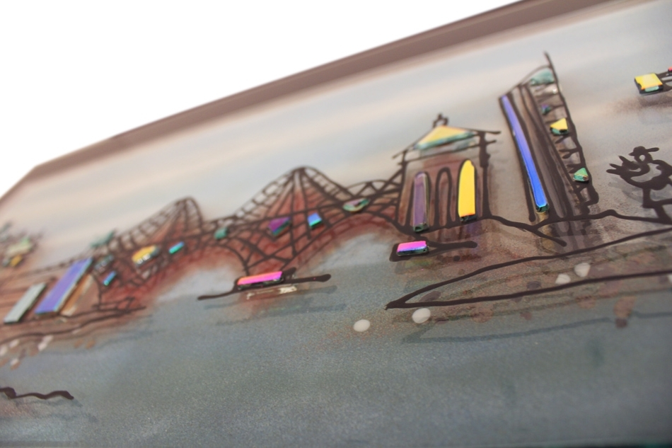 Fused Glass Wall Art Regarding Most Recent Fused Glass Wall Art (View 12 of 15)