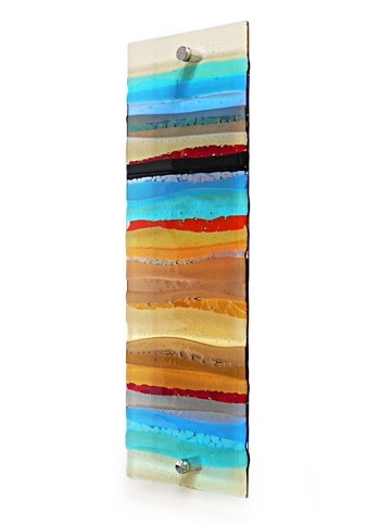 Glass Wall Artworks Regarding 2017 Fusion Glass Wall Art 1 (Gallery 6 of 15)