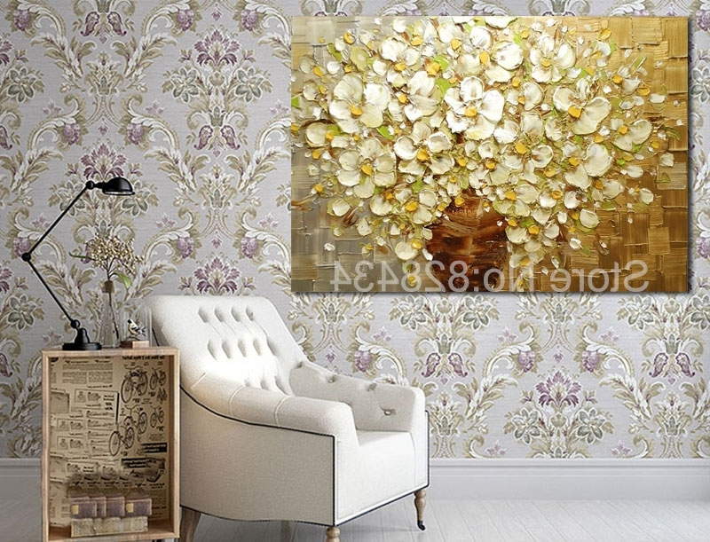 Gold And Silver Wall Decor Home Ideas, Silver And Gold Wall Art Throughout Most Popular Silver And Gold Wall Art (Gallery 11 of 15)