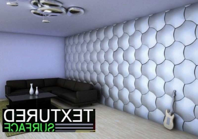 Gold Coast 3D Wall Art In Most Up To Date 3D Wall Panels (Gallery 8 of 15)