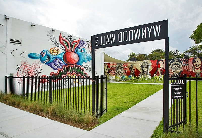 Goldman Properties - Art, Culture, Wynwood Walls, Houston Bowery pertaining to Most Recently Released Miami Wall Art