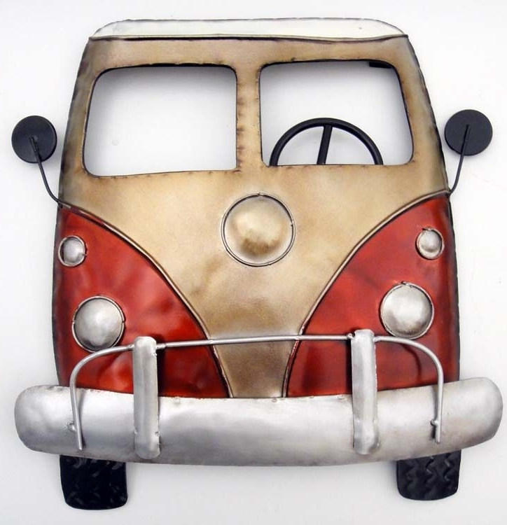 Got Regarding Campervan Metal Wall Art (View 6 of 15)