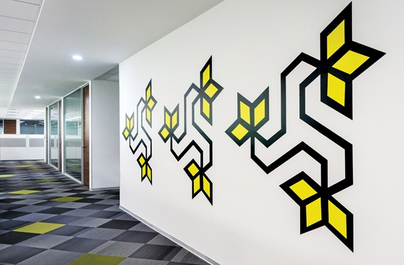 Graphic Design Wall Art Inside Most Recent Wall Graphic Designs – Decorating Ideas (Gallery 15 of 15)