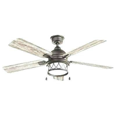 Gray Ceiling Fan Wood Ceiling Fan Ceiling Fan With Gray Blades Intended For Best And Newest Grey Outdoor Ceiling Fans (View 6 of 15)