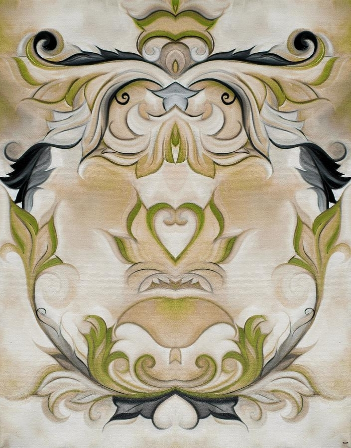Green Country French Wall Decor Paintingheidi Vaught Inside Most Current Country French Wall Art (View 8 of 15)