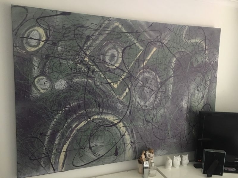 Gumtree Australia With Most Current Brisbane Abstract Wall Art (Gallery 12 of 15)