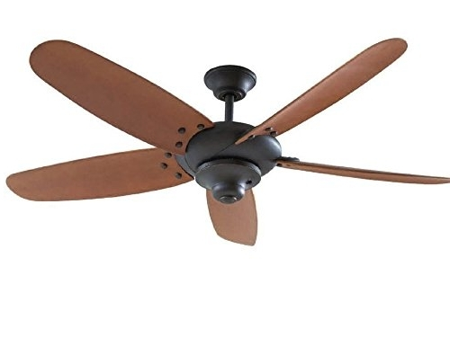 Featured Photo of Oil Rubbed Bronze Outdoor Ceiling Fans