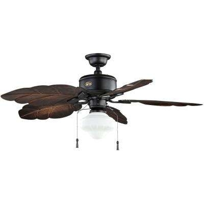 Hampton Bay – Outdoor – Ceiling Fans – Lighting – The Home Depot Pertaining To Famous Hampton Bay Outdoor Ceiling Fans With Lights (Gallery 2 of 15)