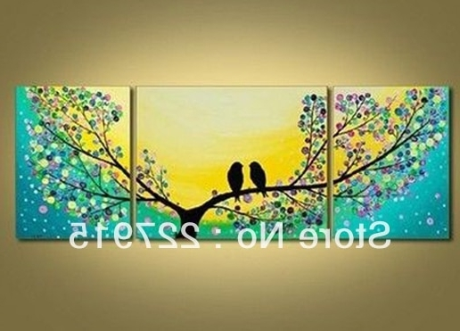 [%High Quality 100%handmade Bird Tree Yellow Green Modern Abstract With 2018 Yellow And Green Wall Art Yellow And Green Wall Art Throughout Trendy High Quality 100%handmade Bird Tree Yellow Green Modern Abstract Trendy Yellow And Green Wall Art Within High Quality 100%handmade Bird Tree Yellow Green Modern Abstract Newest High Quality 100%handmade Bird Tree Yellow Green Modern Abstract In Yellow And Green Wall Art%] (View 7 of 15)