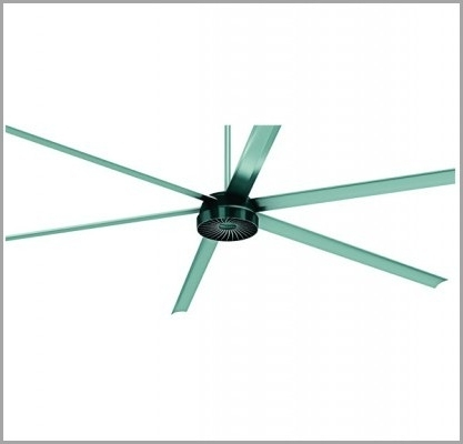 High Volume Outdoor Ceiling Fans Throughout Famous High Volume Outdoor Ceiling Fans » Luxury Macroair Hvls Fans Light (View 9 of 15)