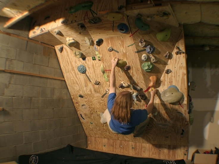 Home Bouldering Wall Design For Current Diy Home Bouldering Wall Youtube 18 – Decorating Ideas (Gallery 12 of 15)