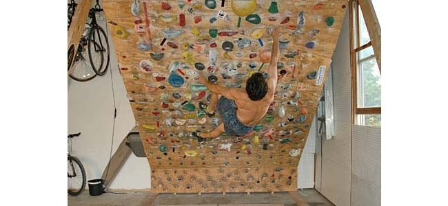 Home Bouldering Wall Design Within Popular Building A Home Wall – Nicros Nicros (View 4 of 15)