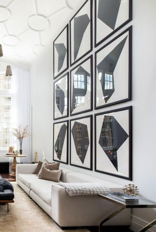 Home Decor Pertaining To Tall Wall Art Decor (Gallery 1 of 15)