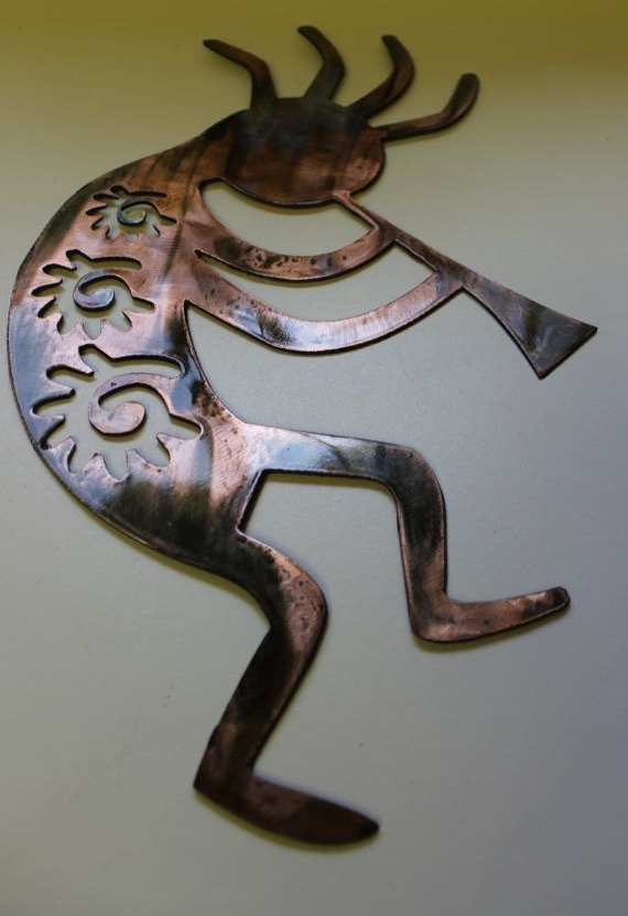 Home With Kokopelli Metal Wall Art (Gallery 5 of 15)