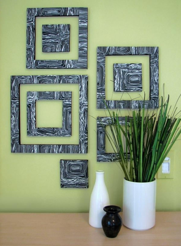 Homemade Wall Art Within Favorite Amazing Diy Homemade Wall Art Cool Homemade Wall Art – Home Design (Gallery 7 of 15)