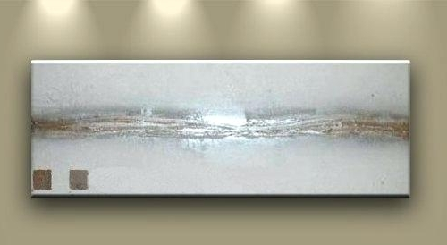 Horizontal Abstract Wall Art Regarding Most Recent Long Wall Art Large Wall Art Canvas Long Horizontal Wall Art (View 10 of 15)