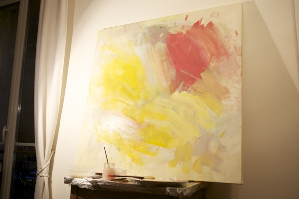 How To Make Abstract Art Diy with 2018 Diy Abstract Wall Art
