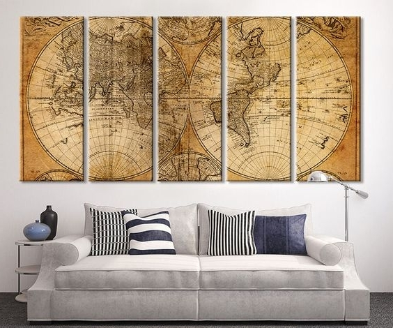 Featured Photo of Huge Canvas Wall Art