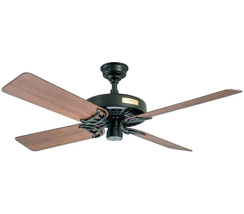 Hunter Fan Oil Oil Rubbed Bronze Ceiling Fan With Light Hunter Within Well Known Outdoor Ceiling Fans By Hunter (Gallery 6 of 15)
