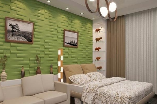 Id pertaining to Widely used Bangalore 3D Wall Art