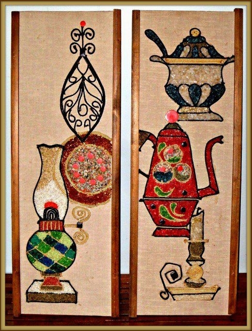 Image Result For 1960's Wall Plaque Kits (Gallery 13 of 15)