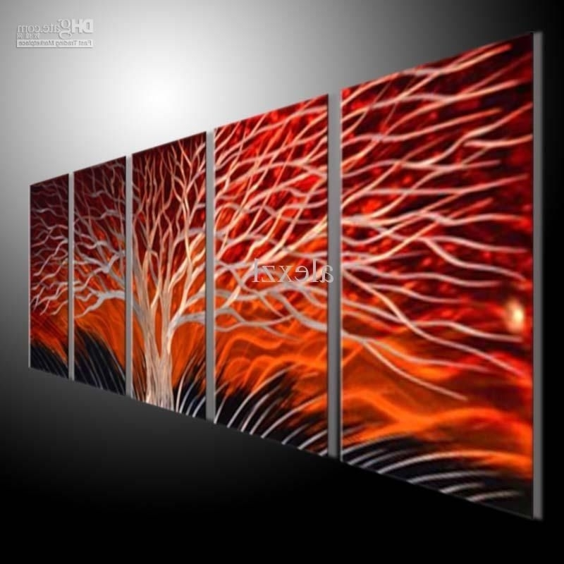 Inexpensive Abstract Metal Wall Art For Well Known Inexpensive Abstract Metal Wall Art → Https://tany/?p= (View 4 of 15)