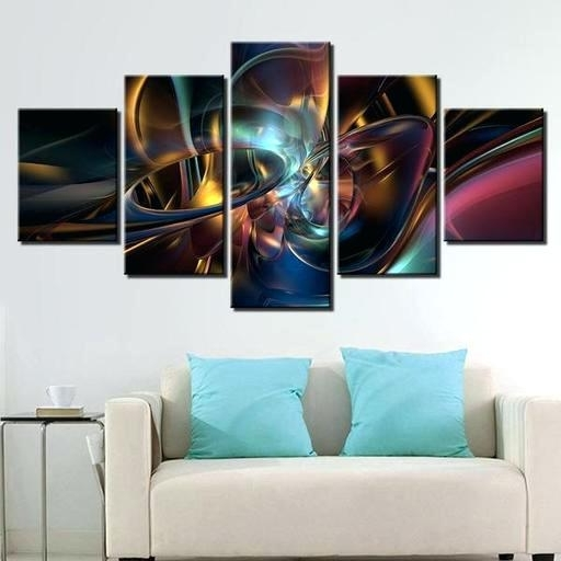 Inexpensive Abstract Wall Art With Well Known Cheap Abstract Wall Art Online Canvas Ebay – Chelseamiller (View 11 of 15)