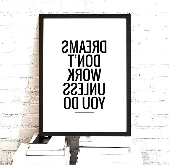 Inspirational Sayings Wall Decor Inspirational Quotes Wall Art Home With Most Recent Inspirational Sayings Wall Art (View 7 of 15)