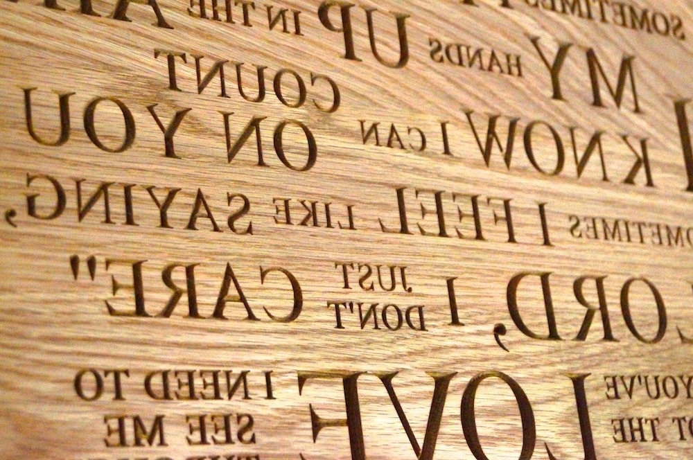 Inspirational Wall Plaques With Preferred Wooden Wall Hanging Plaques Wall Plaques Ireland Wall Plaques (View 7 of 15)