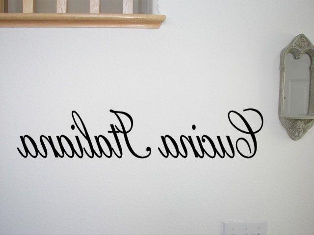 Inspiring For Cucina Wall Art (Gallery 14 of 15)