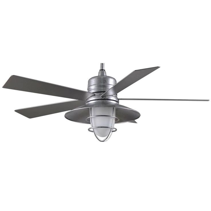 Interesting Industrial Outdoor Ceiling Fans And Best 25 Vintage Inside Most Up To Date Vintage Look Outdoor Ceiling Fans (View 4 of 15)