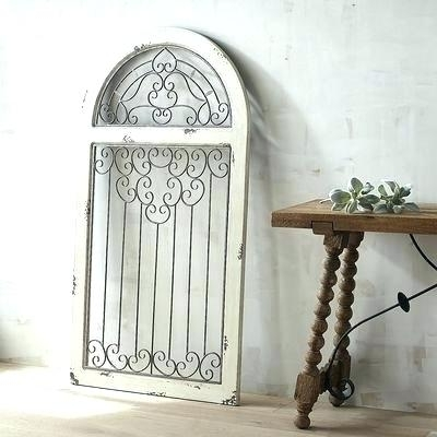 Iron Gate Wall Art With Regard To Well Known Wall Gate Decor White Iron Gate Wall Decor 2018 Dining Room Wall (View 14 of 15)