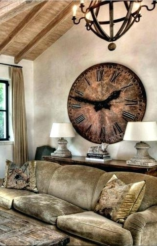 Italian Ceramic Wall Clock Decors In Latest Italian Ceramic Wall Clock Wall Clock Italian Ceramic Wall Clocks (Gallery 11 of 15)