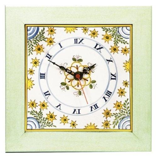 Italian Ceramic Wall Clocks: Decorative Wall Clocks – Top Clocks Intended For 2018 Italian Ceramic Wall Clock Decors (View 4 of 15)