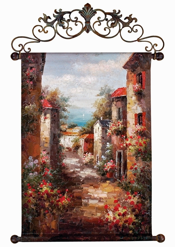 Italian Wall Art Decor For Well Known Style Horizon Italian Wall Art Decor Popular Often Combination (View 5 of 15)