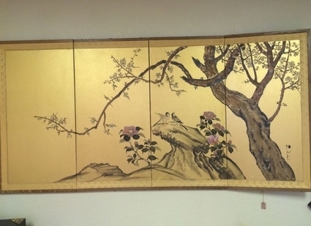 Japanese Wall Panels Gerdmatter, Japanese Wall Art Panels – Swinki Within Trendy Japanese Wall Art Panels (Gallery 3 of 15)