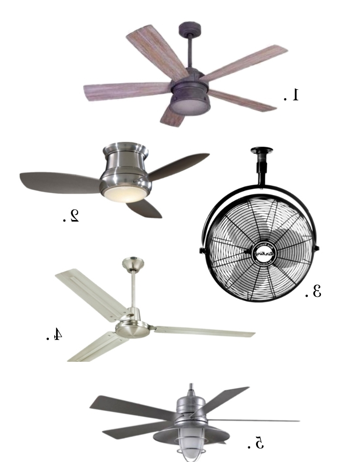 Joanna Gaines Outdoor Ceiling Fans pertaining to Current Farmhouse Ceiling Fans: Find Them On Amazon!