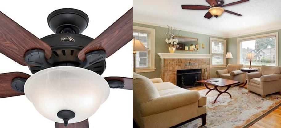 Joanna Gaines Outdoor Ceiling Fans Within 2018 Ultra Guide To Choose Best Ceiling Fans For Home – Tips & Reviews (Gallery 14 of 15)