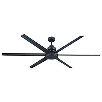 "Kichler 310115Dbk 80"" Ceiling Fan – – Amazon Regarding Preferred 72 Inch Outdoor Ceiling Fans (Gallery 8 of 15)"