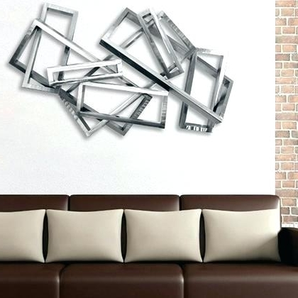 Kingdom Abstract Metal Wall Art within Latest Metal Art Wall Decor Sculpture Wall Decor Sculpture Modern Wall