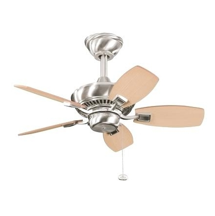 Kmart Outdoor Ceiling Fans Within Well Known Kmart Ceiling Fans Flush Mount Ceiling Fan Modern White Fans Fans (View 12 of 15)