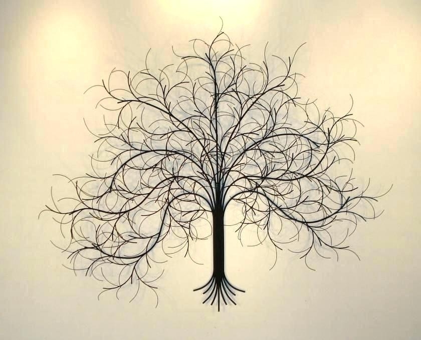 Kohls Metal Tree Wall Art For Favorite Kohls Metal Tree Wall Art Strikingly Ideas Wall Art Best Design (View 5 of 15)