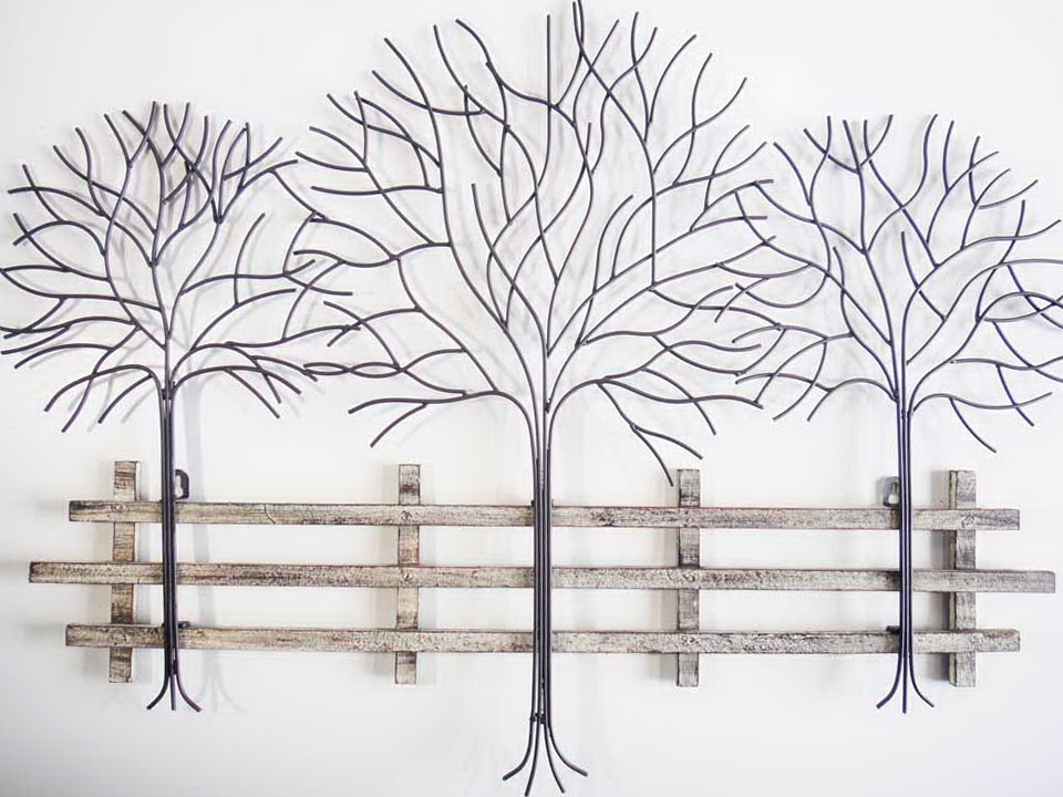 Kohls Metal Tree Wall Art In Favorite Wall Art Design Ideas: Popular Living Metal Trees Wall Art, Kohl's (View 3 of 15)