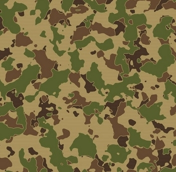 Ktv Camouflage Wallpaper Wall Pertaining To Most Current Camouflage Wall Art (Gallery 4 of 15)
