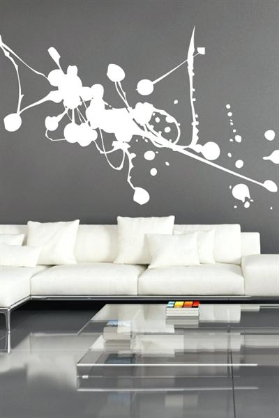 Lacrosse Wall Decal – Massageyoni For Popular Abstract Art Wall Decal (View 4 of 15)