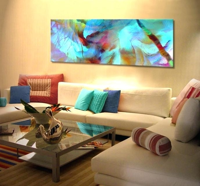 Large Abstract Canvas Wall Art Large Abstract Canvas Prints Modern In Latest Extra Large Canvas Abstract Wall Art (View 9 of 15)
