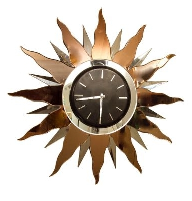 Large Art Deco Wall Clock, 1930S For Sale At Pamono Inside Most Popular Large Art Deco Wall Clocks (View 5 of 15)