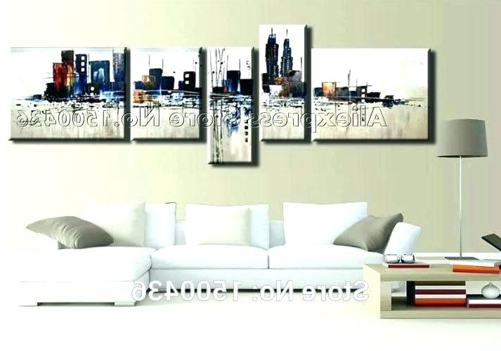 Large Canvas Wall Art Sets Inside Most Popular Large Wall Canvas Canvas Artwork Sets Inspirations Large Wall Art (View 11 of 15)