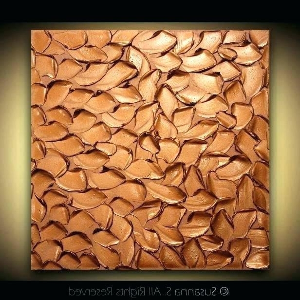 Large Copper Wall Art Outdoor Copper Wall Art Outdoor Copper Wall Inside Current Large Copper Wall Art (View 9 of 15)